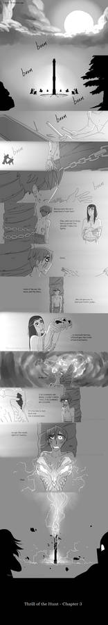 Thrill Of The Hunt Chapter List by Ipku on DeviantArt
