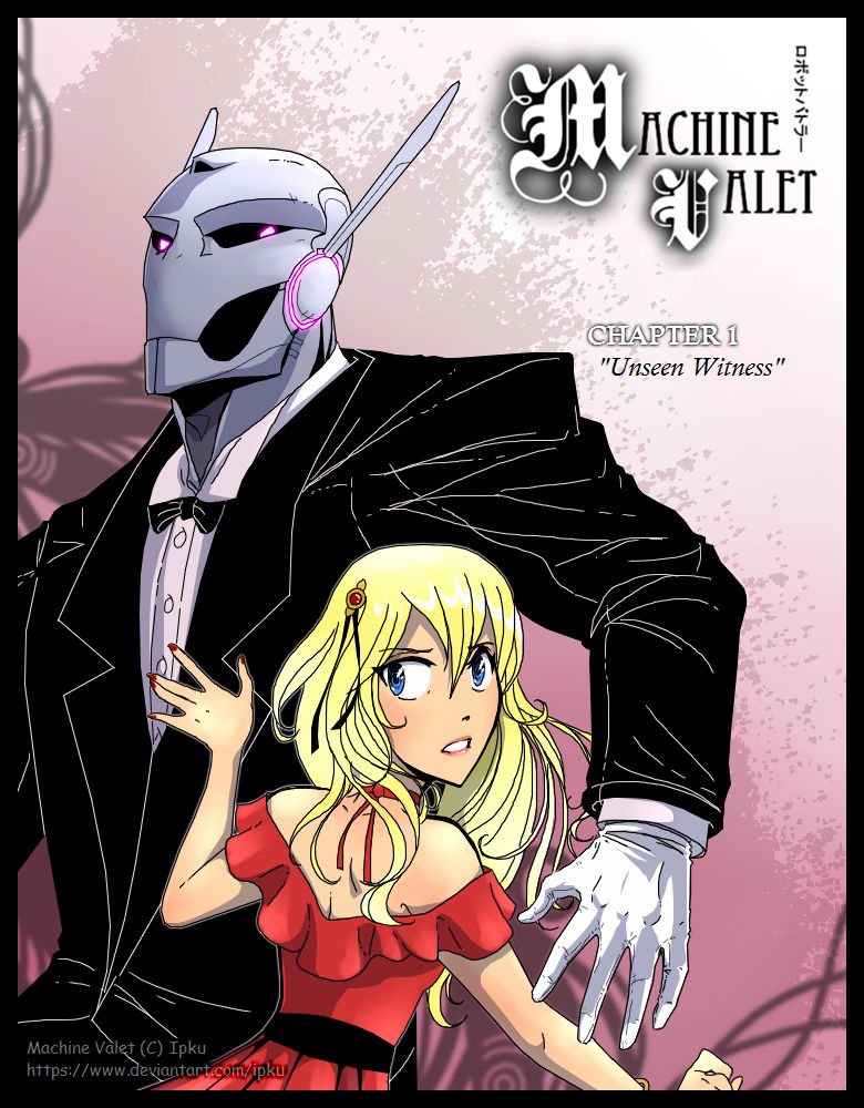 Machine Valet - Chapter 1 - Cover