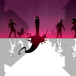Shadow Dimension by Ipku
