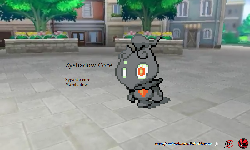 Zyshadow Core by Drac0pyre