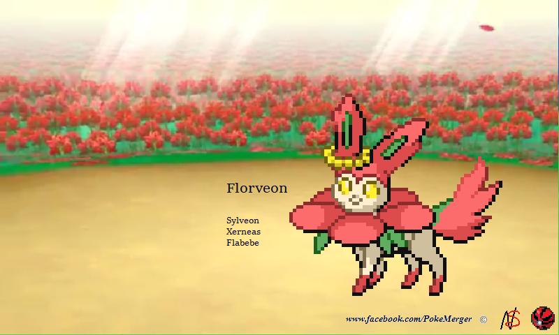 Florveon by Drac0pyre