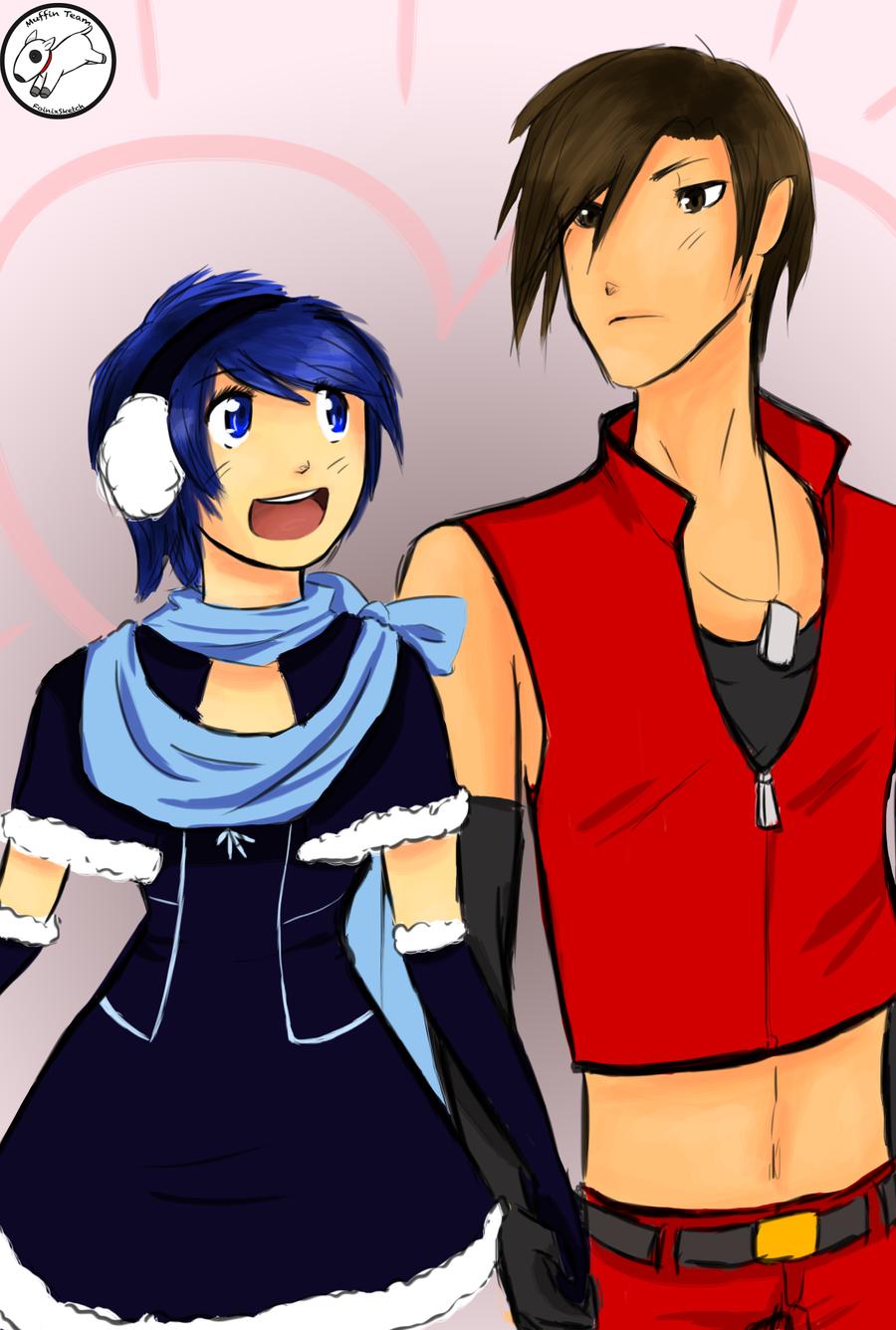 Vocaloid Random Stuff BOOK TWO!!!  Meito and Meiko