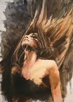 Raven by akrathan
