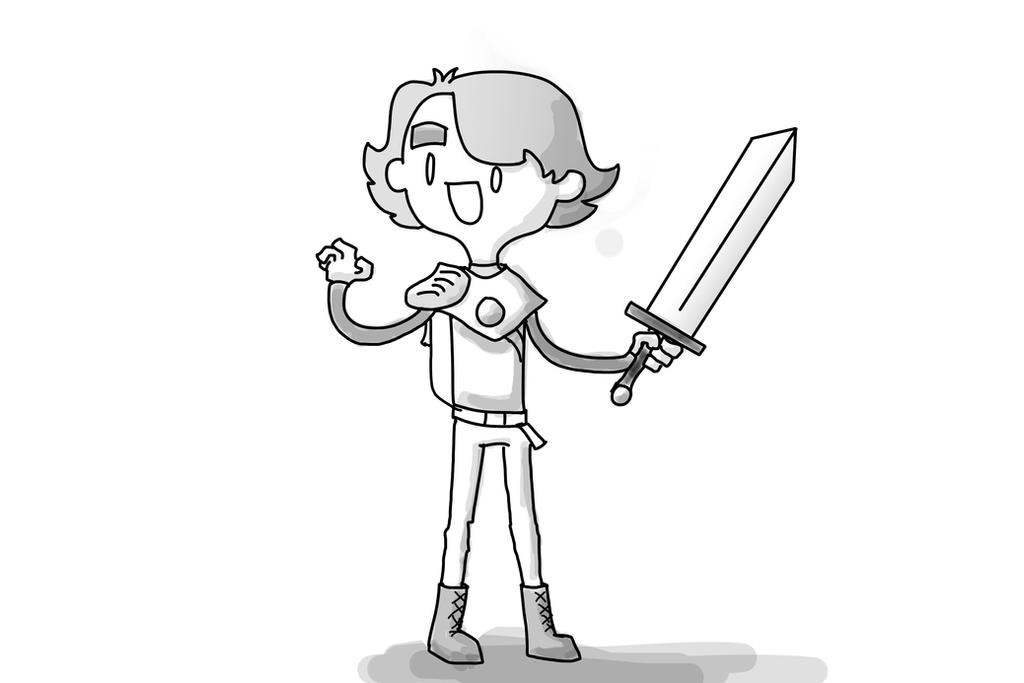Drawing Smooth Lines In Flash : Lineart test by c darcoelln r on deviantart