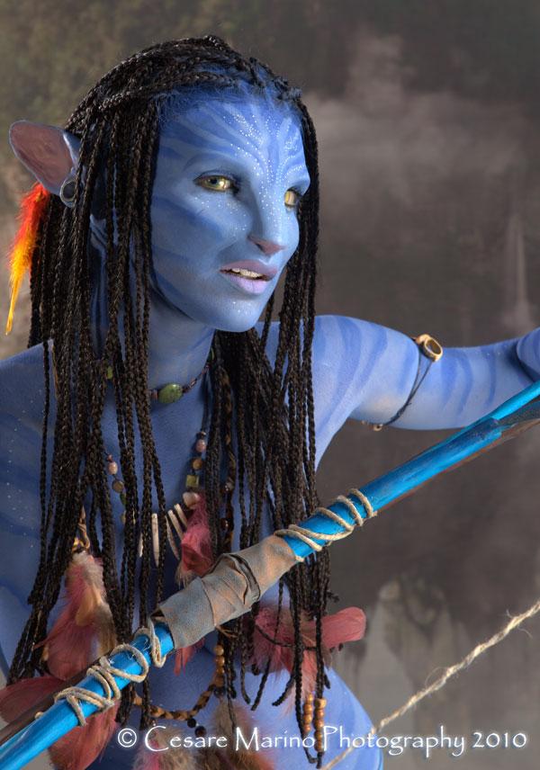 AVATAR: I'm Neytiri by DeathWrathAngel