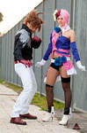 Tekken 6: Lars and Alisa
