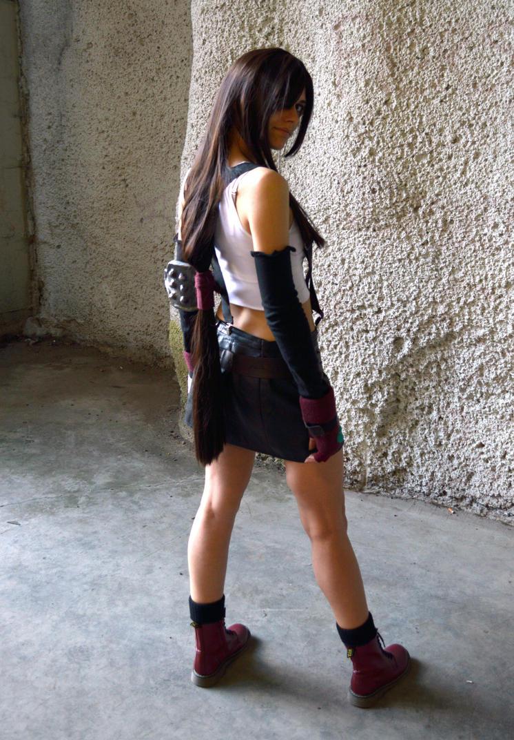 Tifa Lockhart by DeathWrathAngel