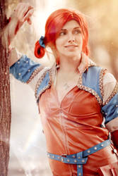 Triss Merigold - The Witcher 3