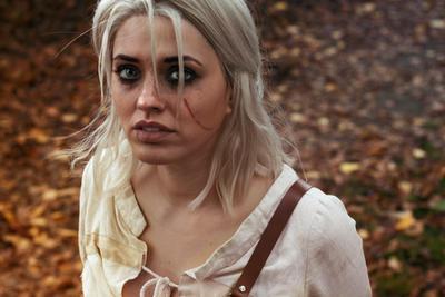 Ciri - The Witcher 3