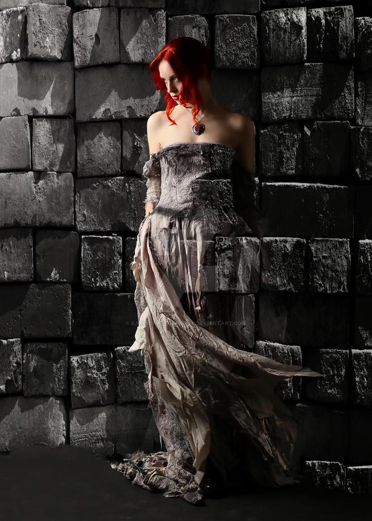 Lady in stone by SlichoArt
