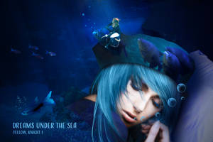 Dreams Under The Sea by SlichoArt