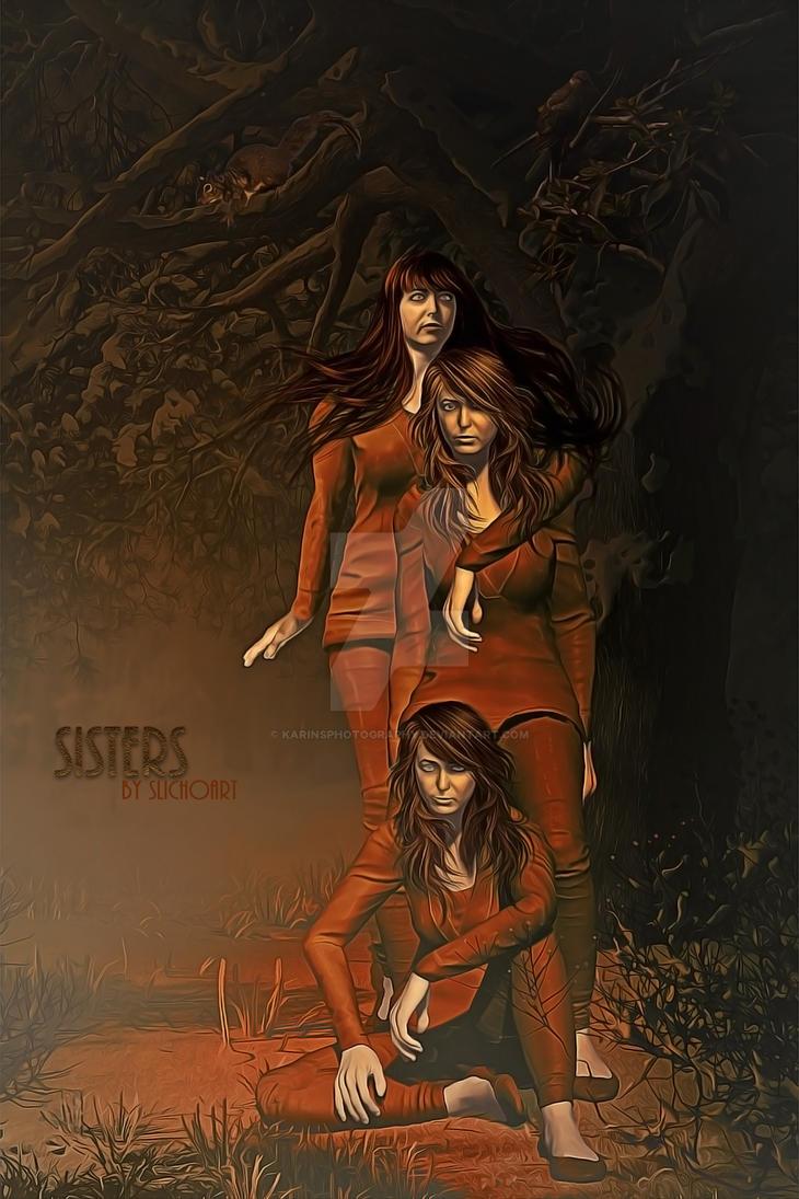 Sisters by SlichoArt