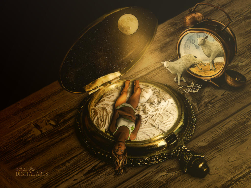 Insomnia by KarinSPhotography