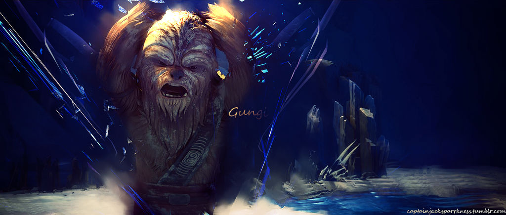 Youngling Gungi By G1nitro On Deviantart The clone wars i does gungi ever make an appearance, or get mentioned in the comic world? deviantart