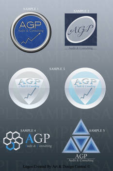 AGP Audit and Consulting Logos