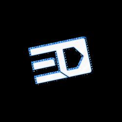 Extra Deep Logo