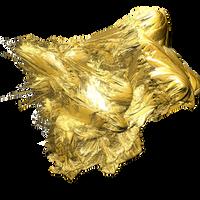 Faux Gold Fractal