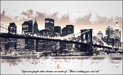 New York Desktop Background