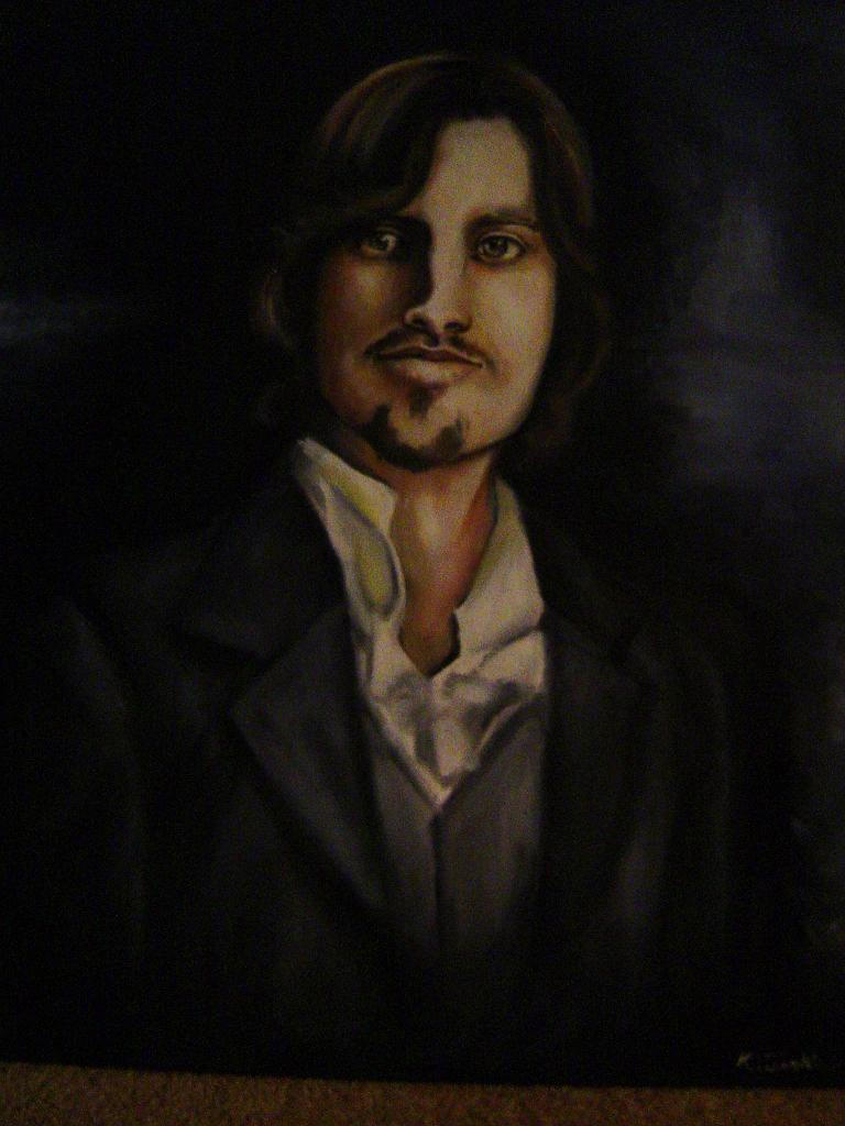Stuart Townsend as Dorian Gray by A-Rembrandt-of-grief on ...