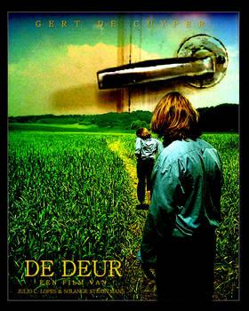 De Deur flyer for the movie