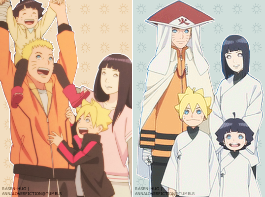 teacher student relationship naruto and hinata