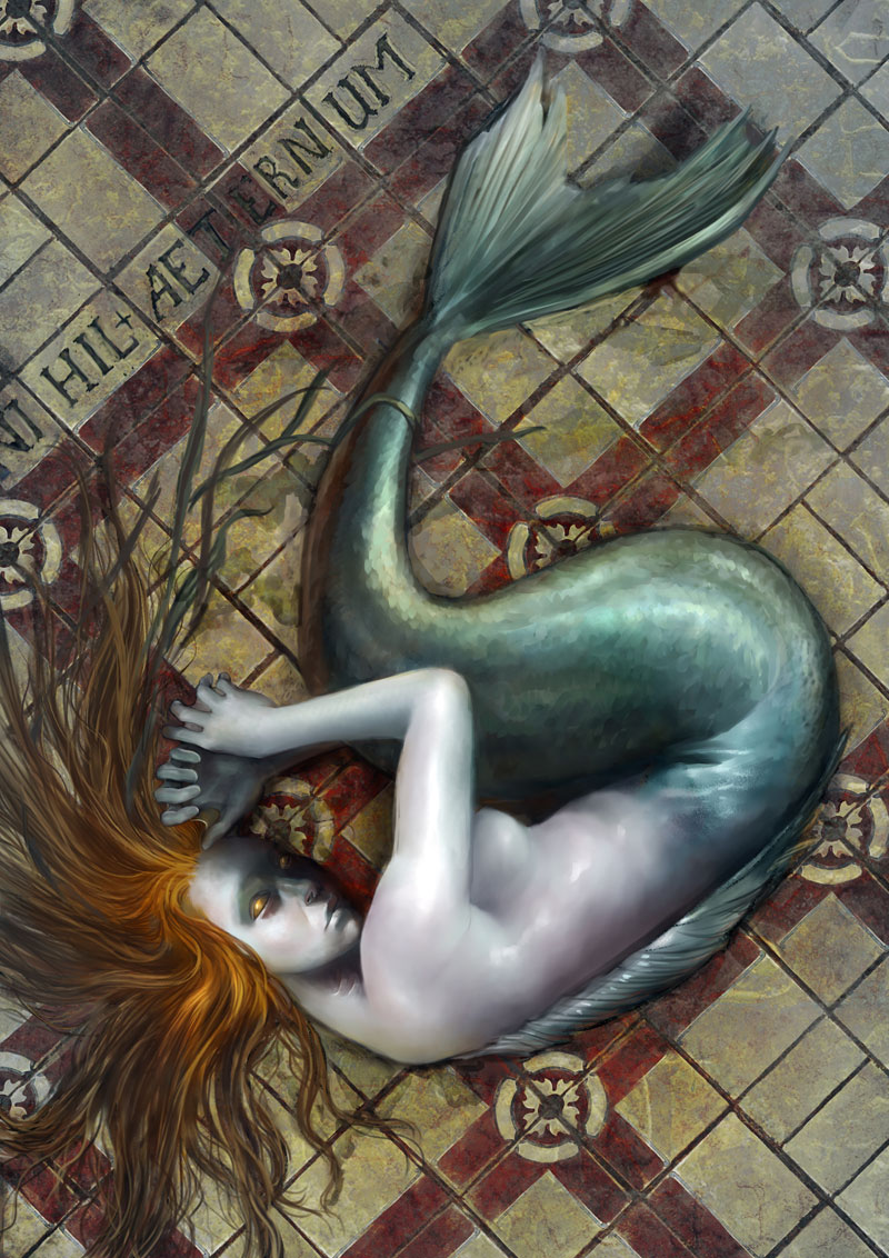 Mermaid2 by anestezja