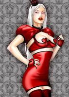 Reine de coeur pour HMSlatex by Little-Ginkgo