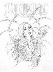 Witchblade Fanart by Little-Ginkgo