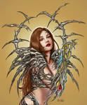 Witchblade Fanart finished