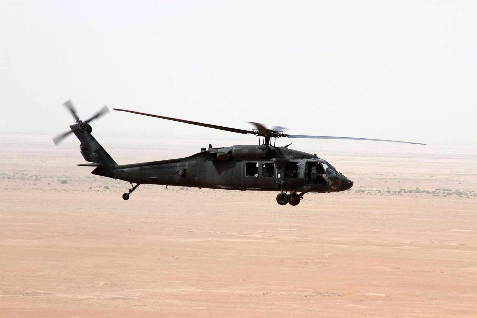 blackhawk helicopter - photo #23