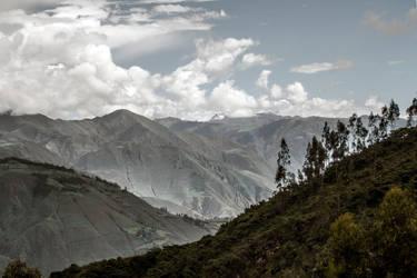 Andean Skyline by Ironpaw