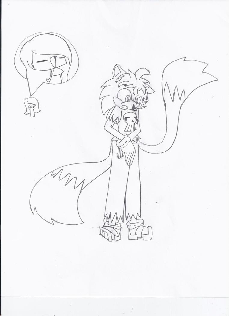 art trade w/ shonnythehedgehog by sonicwerehoglovranti