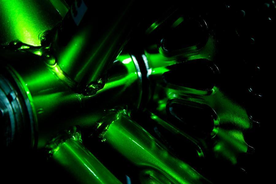 Green Paint Job Cost