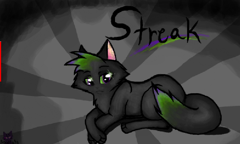 Streak (OC) by SoulCats