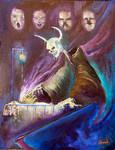 Overdose Nightmare by MerlinVonBaron