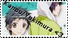 KanouYukimura stamp by psylab