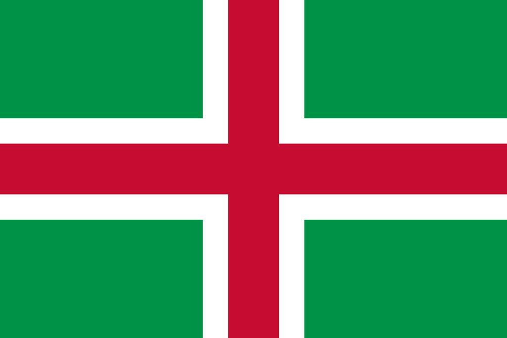 Flag of Padania / Bandiera Padana