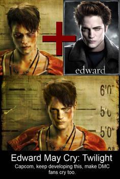 Edward May Cry: Twilight - DMC