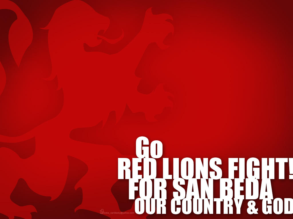 go red lions wallpaper by beetleboy on deviantart