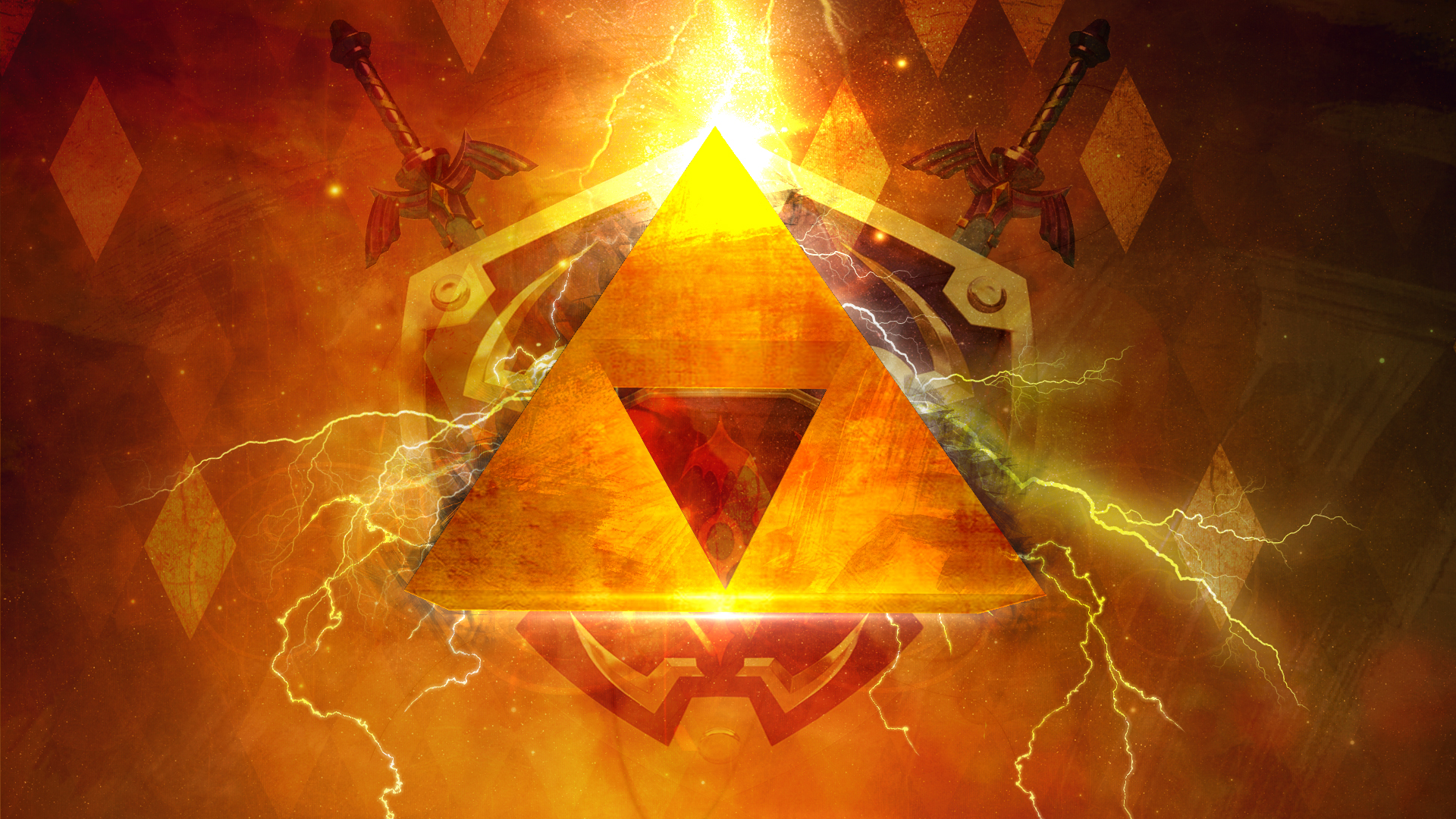 The Power of Triforce by Anttrex