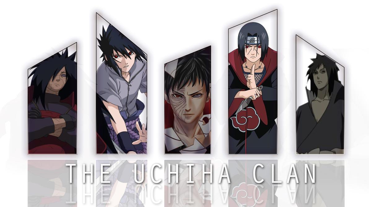 Uchiha Family The Uchiha Clan by Ant...