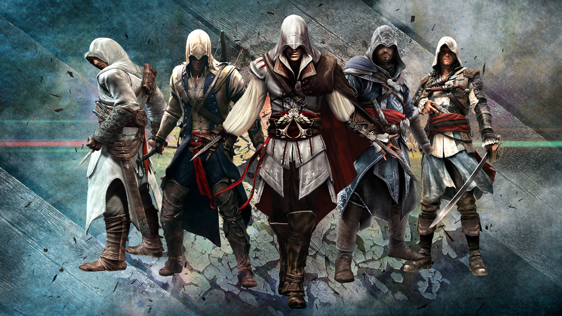 Assassins Creed by Anttrex
