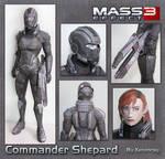 Shepard Papercraft Download
