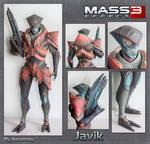 Javik Papercraft Download
