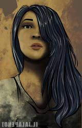 Self Portait by L-Jalapeno