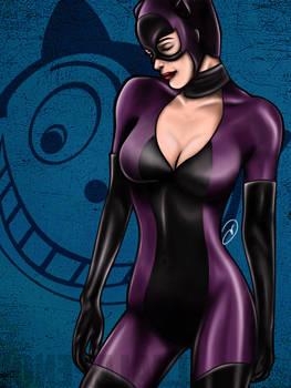 Gotham City Siren - Catwoman [Sept 13 2016]