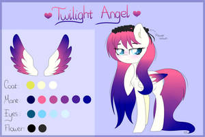 [C] Twilight Angel Reference by Starlight12012003