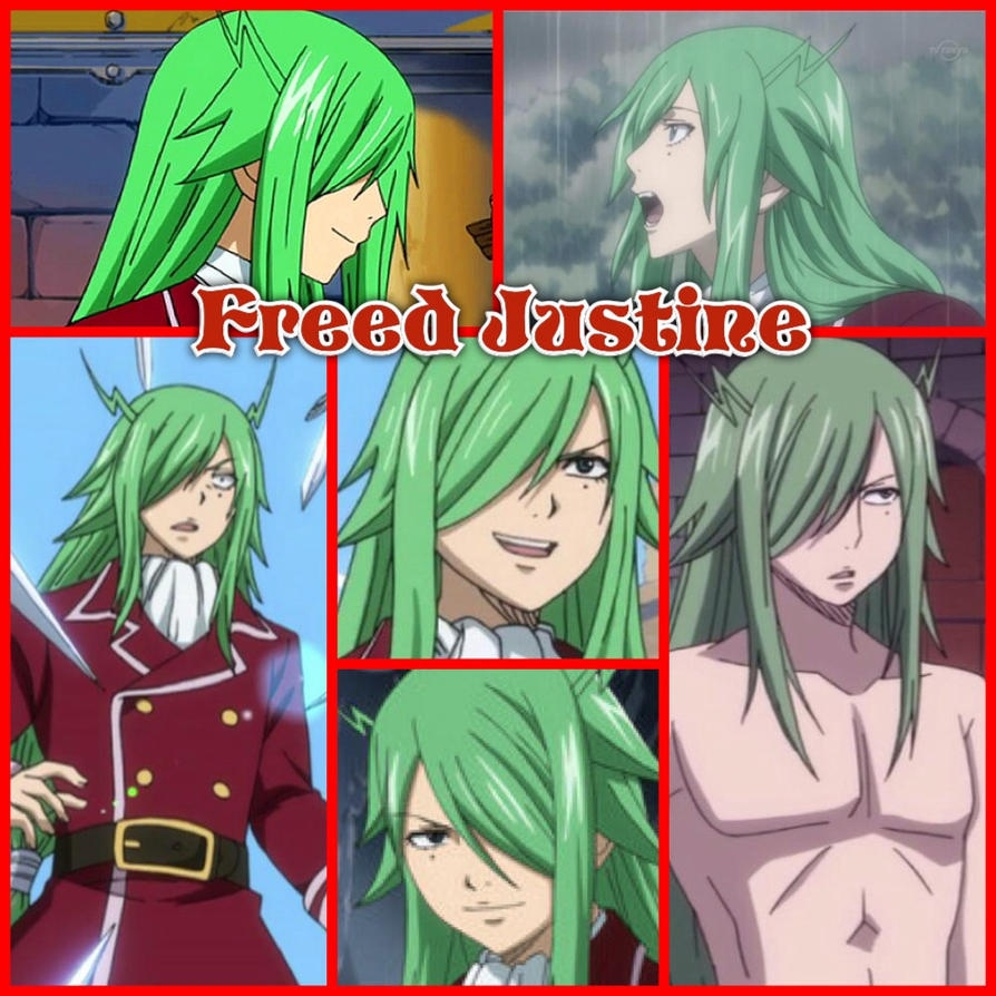 Freed Justine on Pinterest | Fairy Tail, Fairy Tail ...