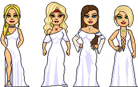 The Sister Goddessess by ThePerpetualBliss