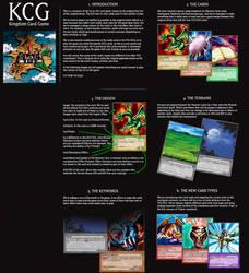 Yugioh Trading Card Game kingdom edition